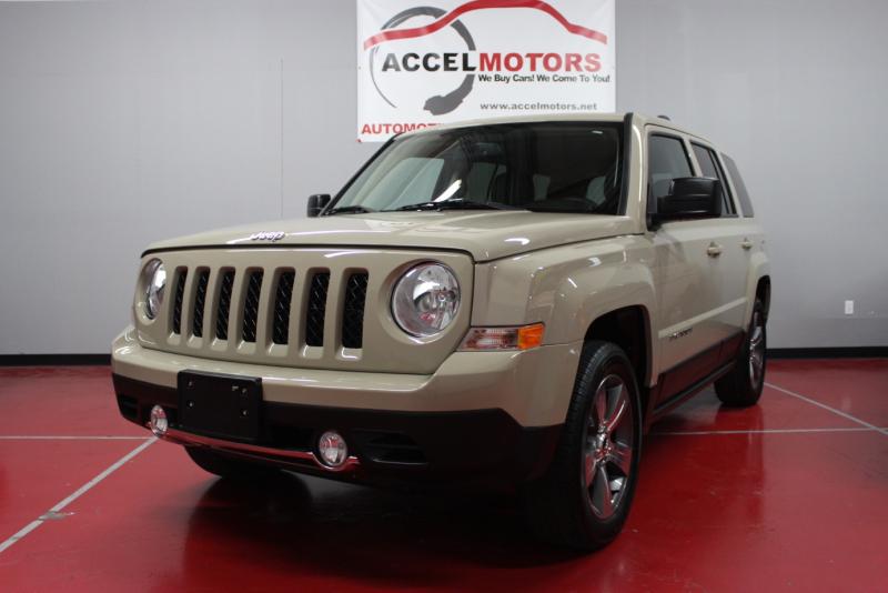 2016 Jeep Patriot High Altitude Edition ジープ・パトリオット