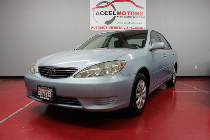 2006 Toyota Camry V6 LE トヨタ・カムリー