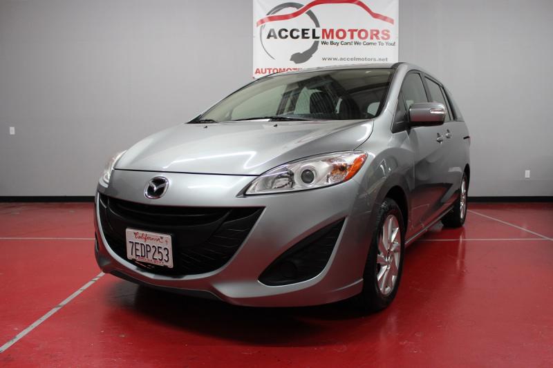 2014 Mazda Mazda 5 マツダのミニバン プレマシー