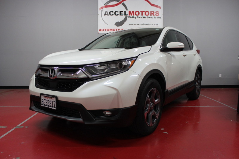 2018 Honda CR-V EX 1オーナー車&超低マイルの1台!