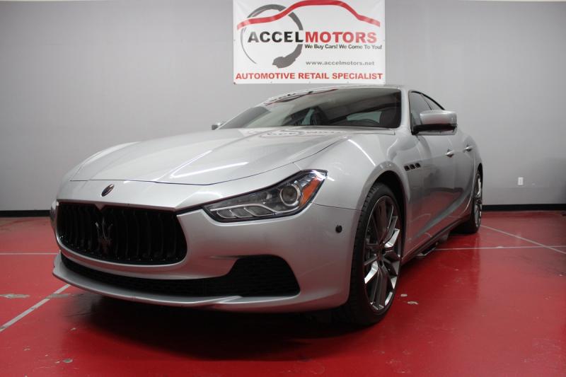 2016 Maserati Ghibli S 1オーナー車の優良車両!