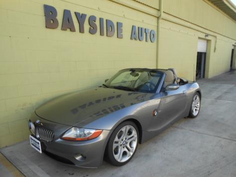 BMW Z4 コンバーチブル 49000マイル 日本人2オーナー100%保証は当社だけ!