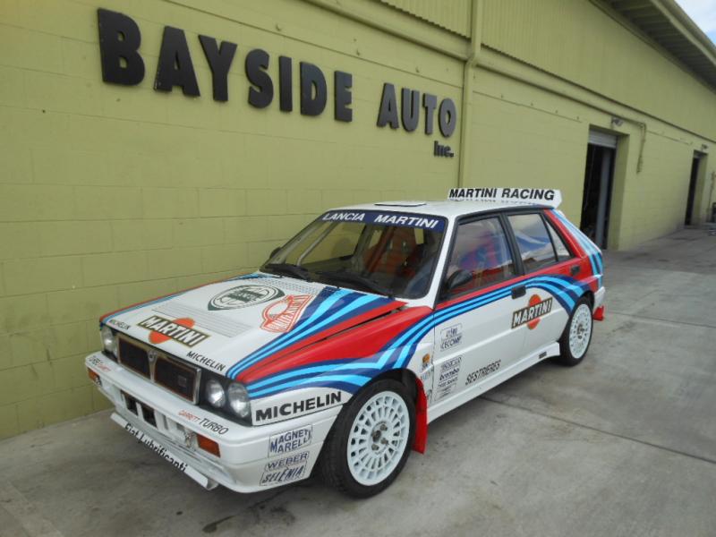 1990 Lancia デルタ ラリー仕様 レプリカ 当社は、広告の車は 全車 在庫しています!