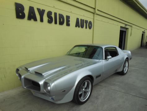 1971 Pontiac ファイヤーバード V8 製作中 日本に輸出します!