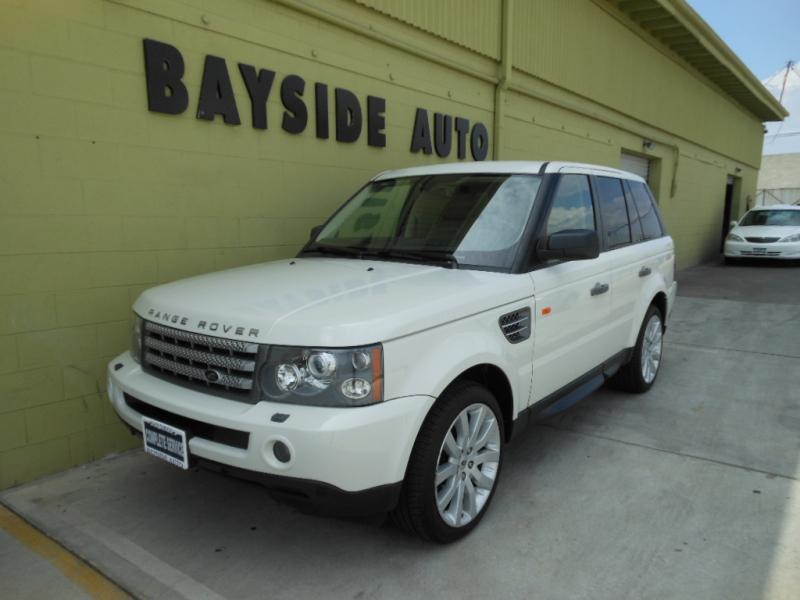 2007 Land Rover レンジローバーSportスーパーチャージ 日本人1オーナー車です 程度のいいヨーロッパ車はベイサイド