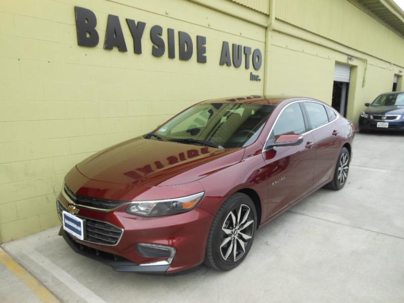 2016 Chevrolet マリブ  当社で新車えお納車させて頂いたお車です、ご帰国の為入庫しました アメ車に乗ってみませんか