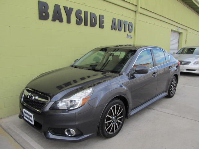2013 Subaru レガシー リミテッド 日本人オーナー車 オークション車はありません!