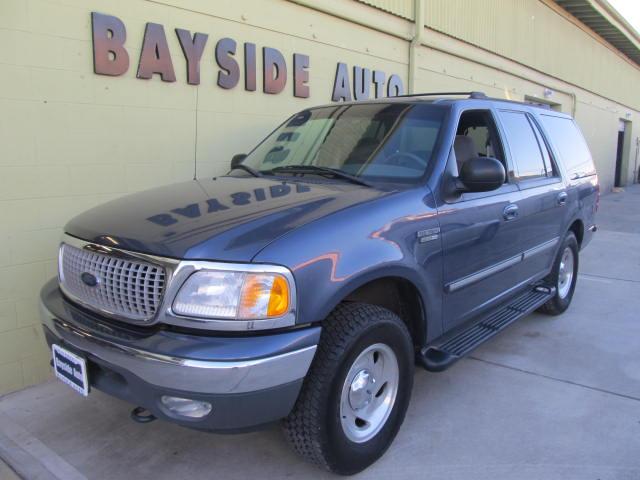 1999 Ford EXPEDITION 新車から当社で納車させて頂いたお車です。