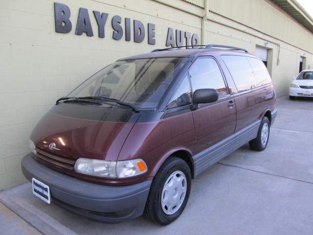 1995 Toyota PREVIA LE SUPER CHARGE