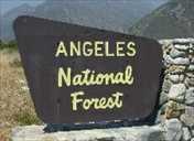 エンジェルス・ナショナル・フォレスト - Angeles National Forest