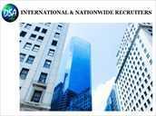 DSA International & Nationwide Recruiters