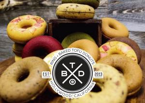 リング - RING Baked Tofu Donuts