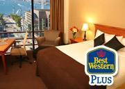 サンディエゴ ダウンタウン ベストウェスタン ベイサイドイン - BEST WESTERN PLUS Bayside Inn