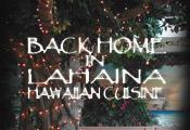 バック・ホーム・ラハイナ - Back Home In Lahaina