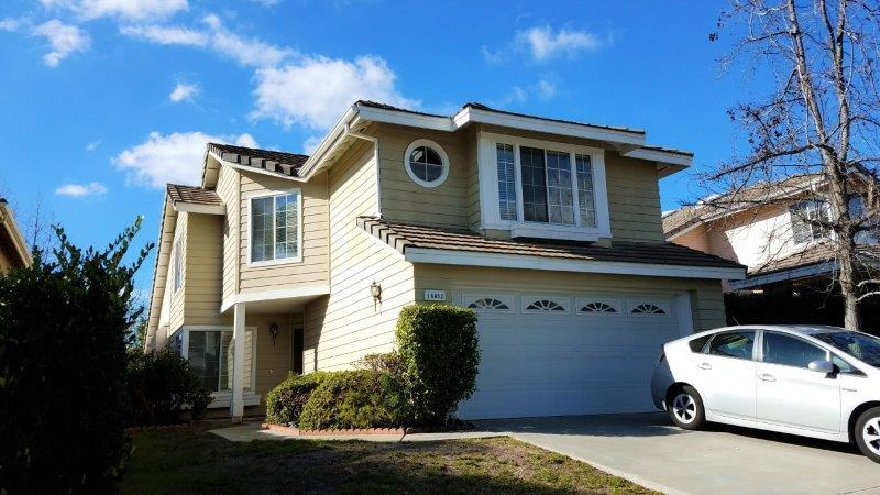 [Carmel Mountain] 【サンディエゴ】即入居可!優良学区・陽当たりの良い庭付き戸建て賃貸物件