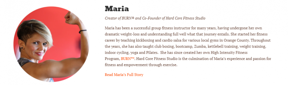 Hard Core Fitness Studio